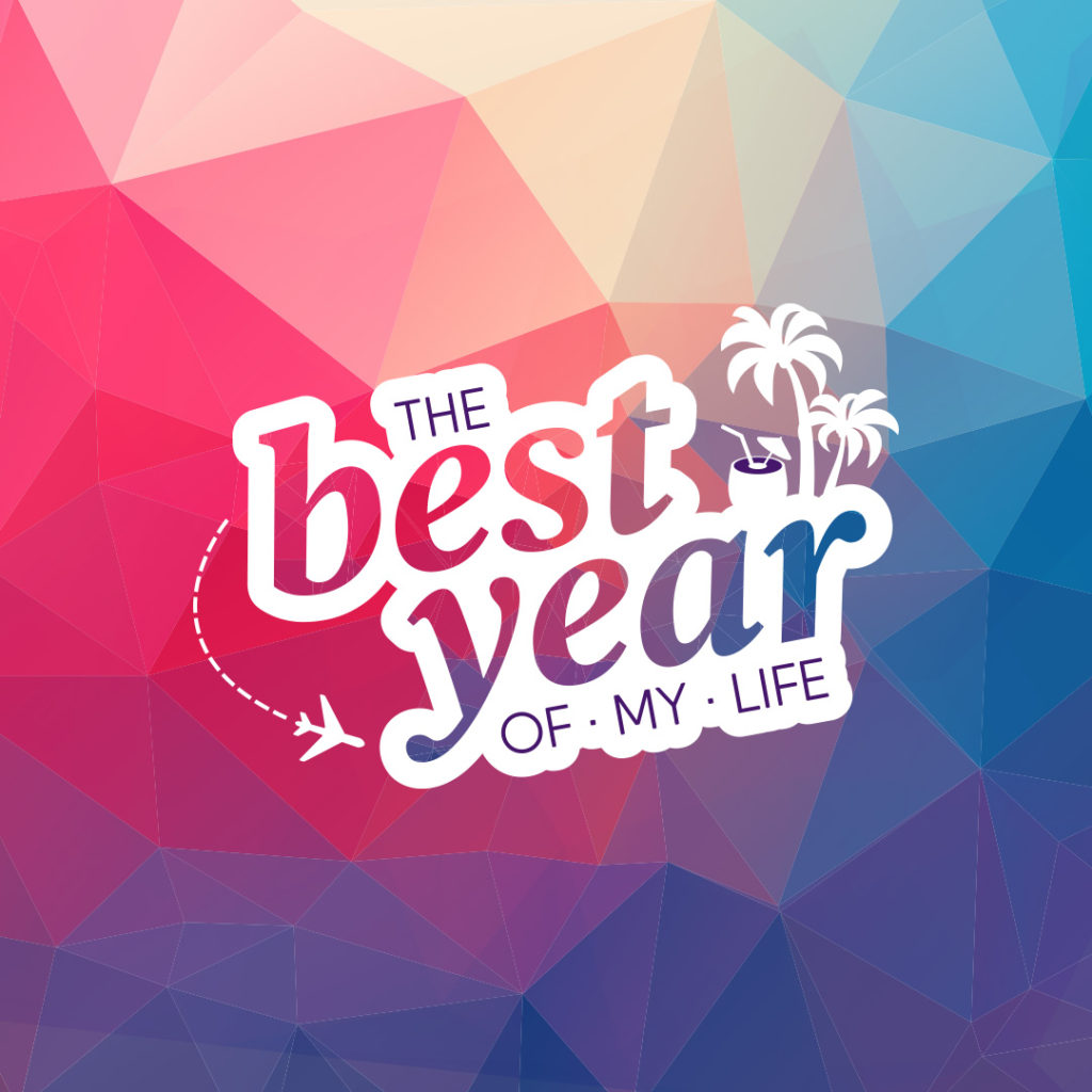 The Best Year Of My Life – Visual Identity