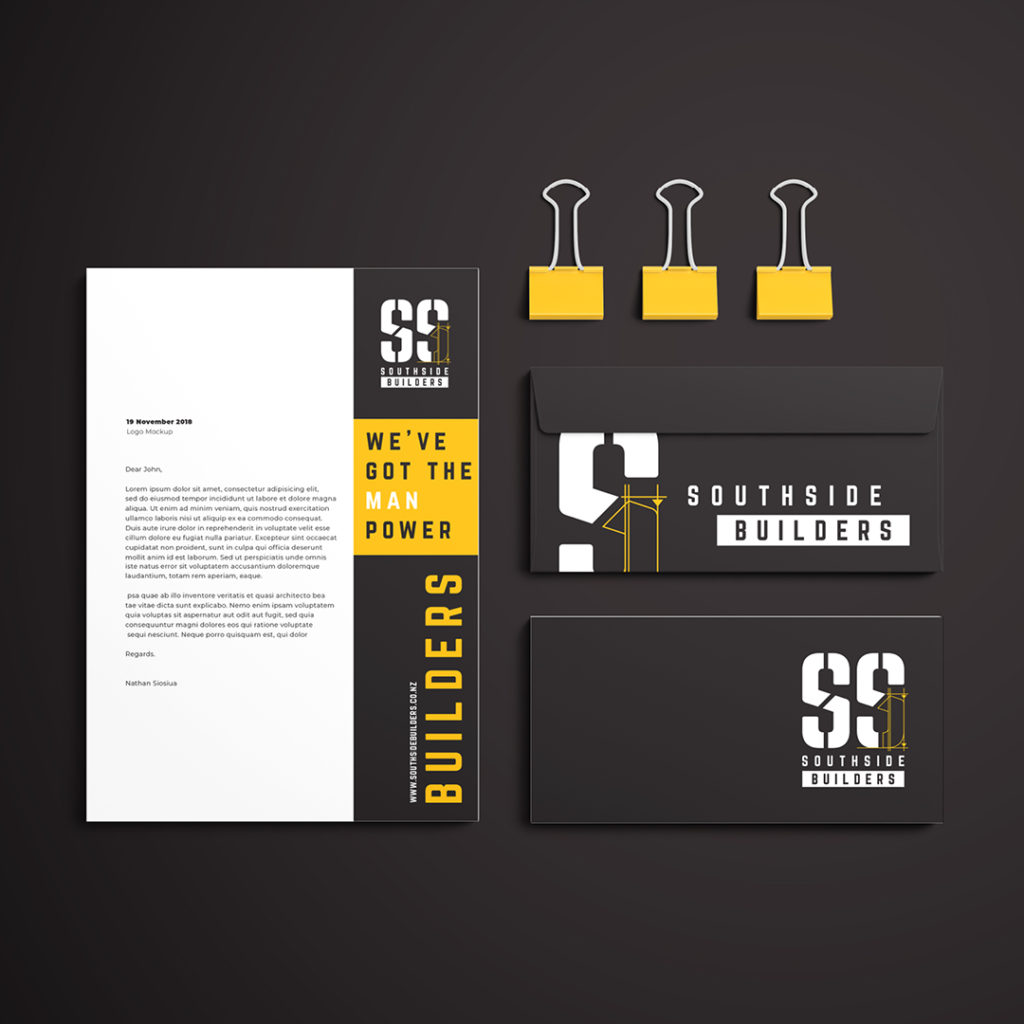 Southside Builders Visual Identity